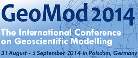 GeoMod Conference 2014